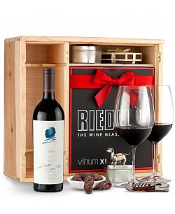 Opus One 2010 Private Cellar Gift Set