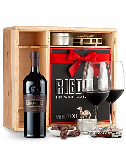 Joseph Phelps Insignia Red 2009 Private Cellar Gift Set