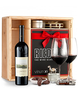 Quintessa Meritage Red 2010 Private Cellar Gift Set