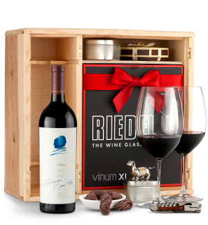 Wine Gift Boxes: Opus One 2013 Private Cellar Gift Set