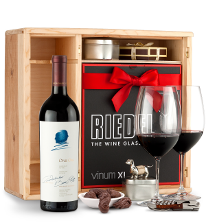 Wine Gift Boxes: Opus One 2015 Private Cellar Gift Set