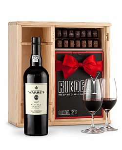 Warre's Vintage 2007 Premier Port Gift Set