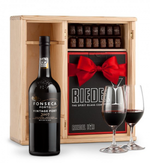Fonseca Vintage Port 2007 - Gift Set