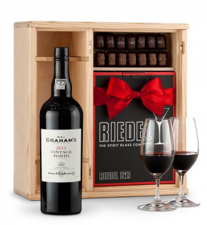 Graham's Vintage 2011 Premier Port Gift Set