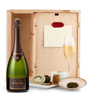 Krug 2000 Ultimate Champagne & Caviar Experience