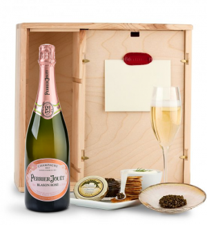 Champagne & Caviar: Perrier-Jouet Blason Rose Ultimate Champagne & Caviar Experience