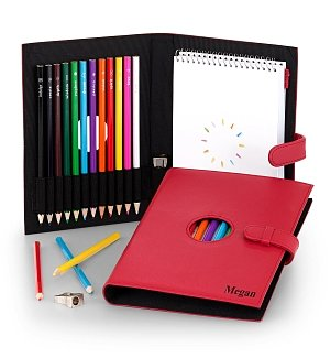 Inspirational Pencil Set with Free Embossing