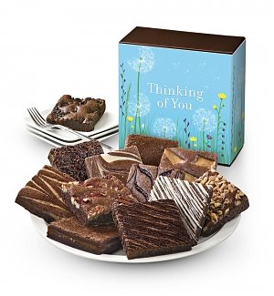 One Dozen Thinking Of You Brownies