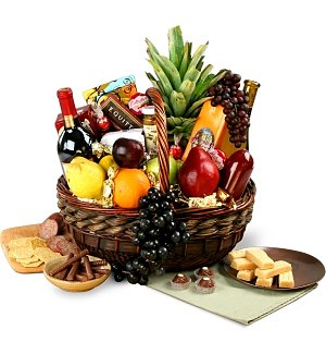 Executive Wine, Fruit & Gourmet
