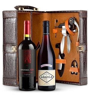 Deluxe Dual Wine Tote