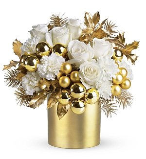 Golden Celebration Bouquet