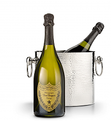 Wine Accessories & Decanters: Dom Perignon 2009 with Luxury Wine Chiller