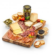Image of Reserve Charcuterie and French Cheese Gift