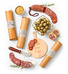 Image of Charcuterie and Personalized Tasting Board Gift