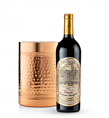 Wine Accessories & Decanters: Far Niente Estate Bottled Cabernet Sauvignon 2013 with Double Walled Wine Chiller