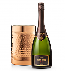 Wine Accessories & Decanters: Krug Vintage Brut Champagne 2003 with Double Walled Wine Chiller