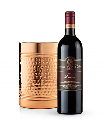 Wine Accessories & Decanters: Leonetti Reserve Red 2013 with Double Walled Wine Chiller