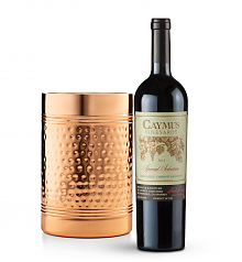 Wine Accessories & Decanters: Caymus Special Selection Cabernet Sauvignon 2013 with Double Walled Wine Chiller