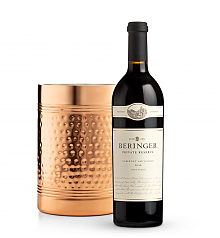 Wine Accessories & Decanters: Beringer Private Reserve Cabernet Sauvignon 2012 with Double Walled Wine Chiller