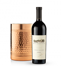Wine Accessories & Decanters: Robert Mondavi Reserve Cabernet Sauvignon 2013 with Double Walled Wine Chiller
