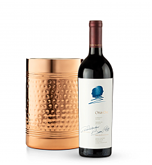 Wine Accessories & Decanters: Opus One 2015 with Double Walled Wine Chiller