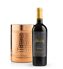 Wine Accessories & Decanters: Peregrine Ridge One Fell Swoop Cabernet Sauvignon with Double Walled Wine Chiller