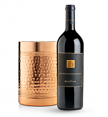 Wine Accessories & Decanters: Darioush Signature Cabernet Sauvignon 2016 with Double Walled Wine Chiller