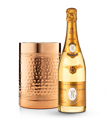 Wine Accessories & Decanters: Louis Roederer Cristal Brut 2012 with Double Walled Wine Chiller