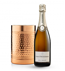 Wine Accessories & Decanters: Louis Roederer Brut Premier with Double Walled Wine Chiller