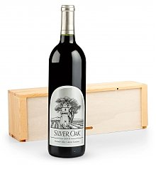 Image of Silver Oak Alexander Valley Wine Crate