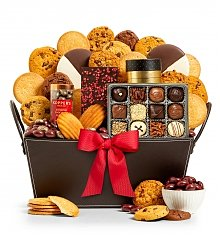 Image of Chocolate Bliss Gift Basket