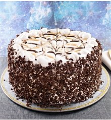 Image of Chocolate Caramel Cake