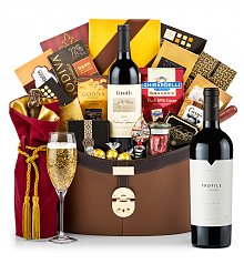 Premium Wine Baskets: Merryvale Profile 2012 Windsor Luxury Gift Basket
