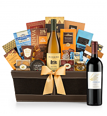 Premium Wine Baskets: Opus One Overture - Cape Cod Luxury Wine Basket