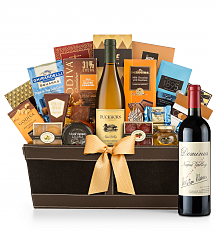 Premium Wine Baskets: Dominus Estate 2013 - Cape Cod Luxury Wine Basket