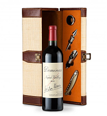 Wine Totes & Carriers: Dominus Estate 2012 Wine Steward Luxury Caddy