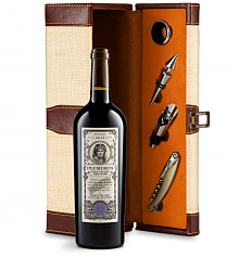 Wine Totes & Carriers: Bond Pluribus 2013 Wine Steward Luxury Caddy