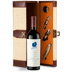 Wine Totes & Carriers: Opus One 2013 Wine Steward Luxury Caddy