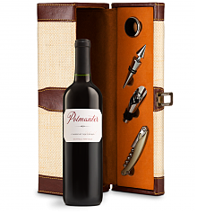 Wine Totes & Carriers: Polmanter Yountville Napa Valley Cabernet Sauvignon Wine Steward Luxury Caddy