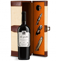Wine Totes & Carriers: The Epistle Reserve Cabernet Sauvignon Wine Steward Luxury Caddy