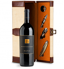 Wine Totes & Carriers: Darioush Signature Cabernet Sauvignon 2016 Wine Steward Luxury Caddy