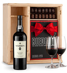 Port Gift Sets: Warre's Vintage 2003 Premier Port Gift Set