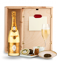Champagne & Caviar: Louis Roederer Cristal Brut 2009 Ultimate Champagne & Caviar Experience
