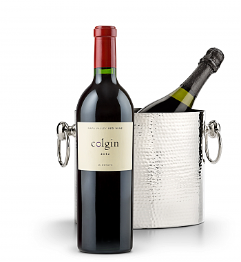 Wine Accessories & Decanters: Colgin Cellars Cariad Red Blend 2012 with Luxury Wine Chiller