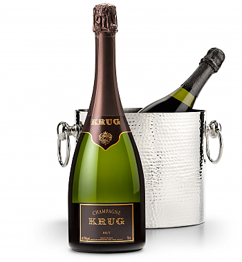 Wine Accessories & Decanters: Krug Vintage Brut Champagne 2004 with Luxury Wine Chiller
