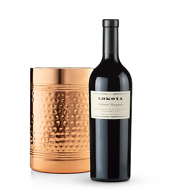 Wine Accessories & Decanters: Lokoya Spring Mountain Cabernet Sauvignon 2005 with Double Walled Wine Chiller