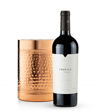 Wine Accessories & Decanters: Merryvale Profile 2012 with Double Walled Wine Chiller