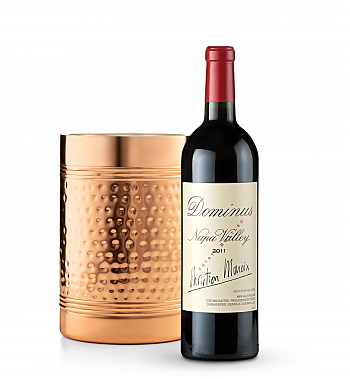 Wine Accessories & Decanters: Dominus Estate 2011 with Double Walled Wine Chiller