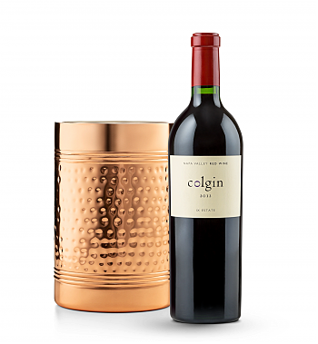 Wine Accessories & Decanters: Colgin Cellars Cariad Red Blend 2012 with Double Walled Wine Chiller