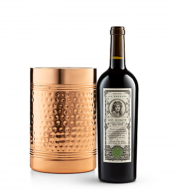 Wine Accessories & Decanters: Bond St. Eden 2013 with Double Walled Wine Chiller